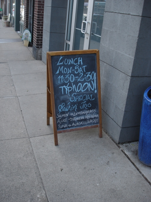 Yes, they do have lunch!