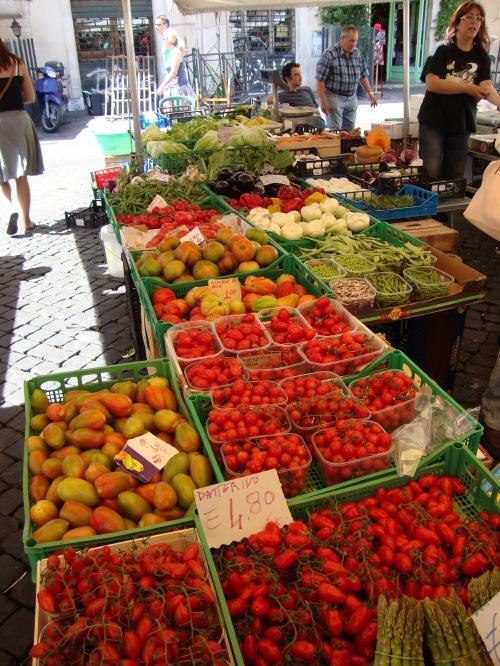 campo di fiori - amazing market